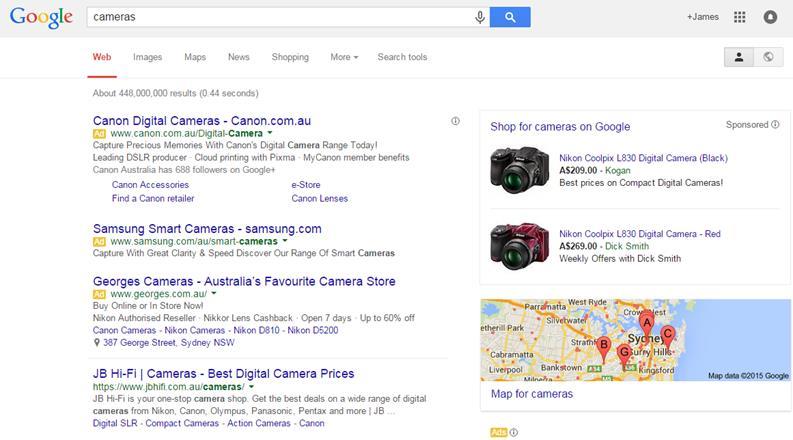 Google-Shopping-management Google Adwords