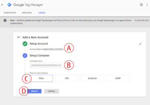 Setting Up Google Tag Manager to Track Events & Goals on Your Website Step 3
