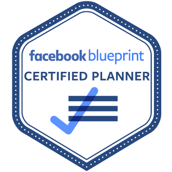 TheOnlineCo. is a Facebook Blueprint Certified Planner