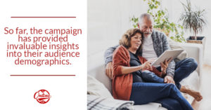 Financial Advisory Marketing Campaign Audience Demographics Insights