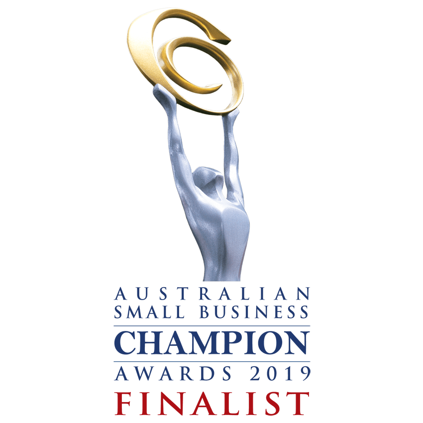 Australian Small Business Champions Awards 2019 Finalist