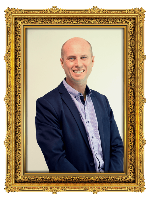James Parnwell - Managing Director