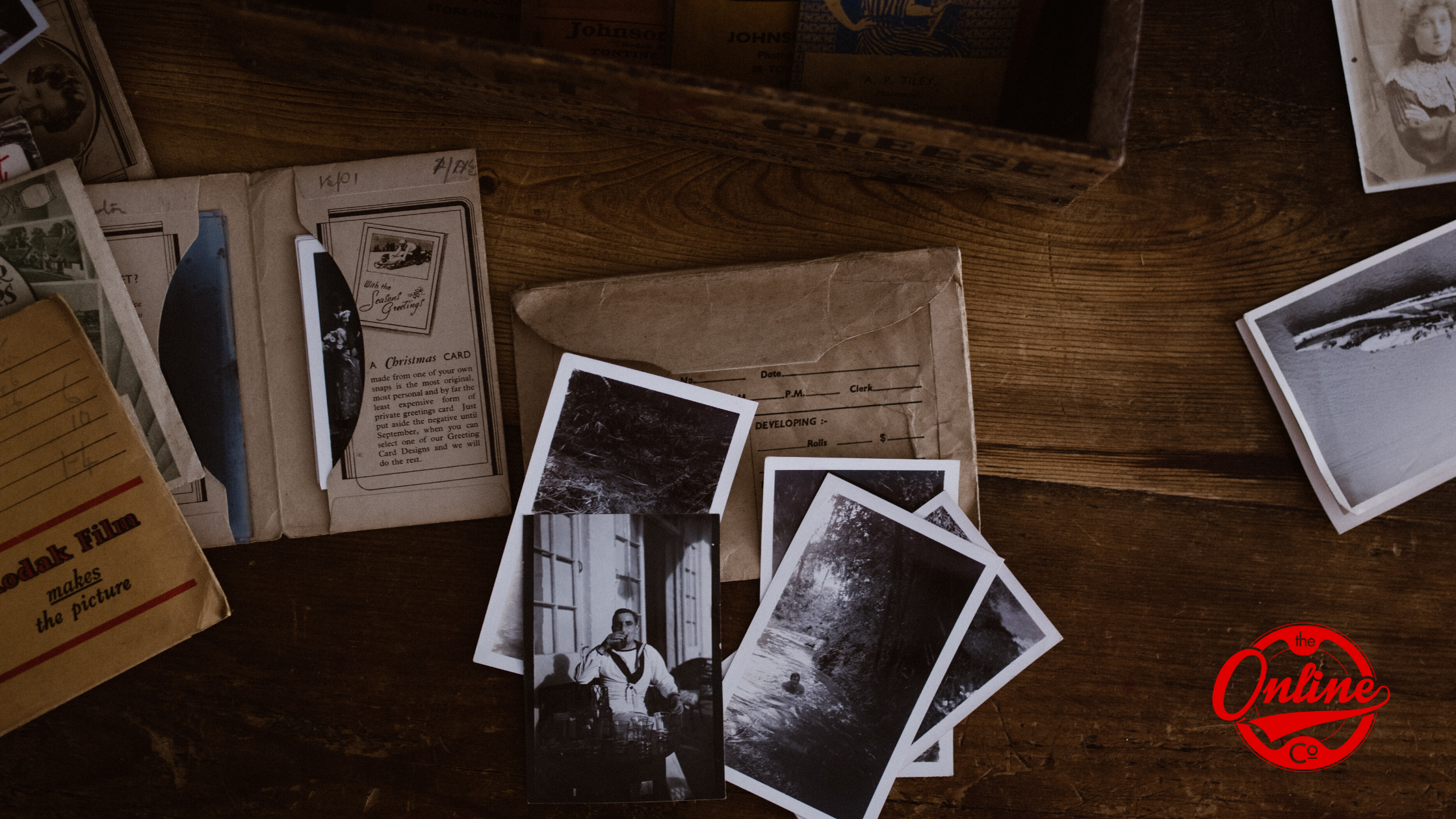 Vintage Papers And Photos