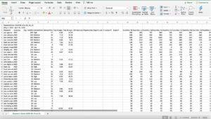 Download your Keywords into Excel