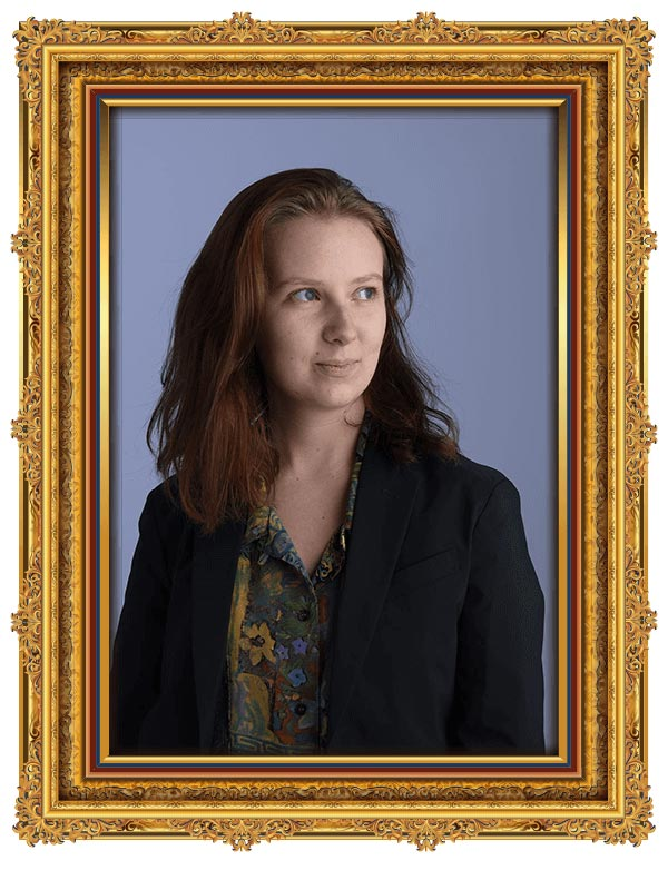 Ella Murtagh - Graphic Designer