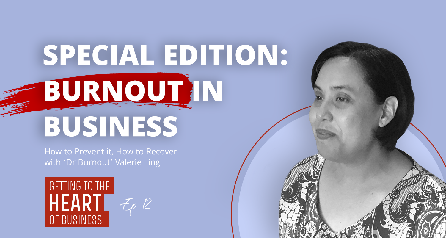 Special Edition: Burnout in Business
