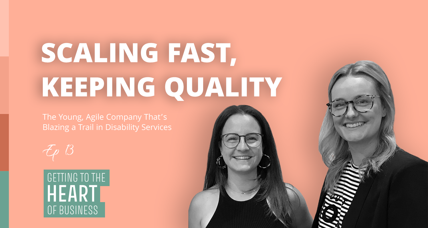 Scaling Fast, Keeping Quality