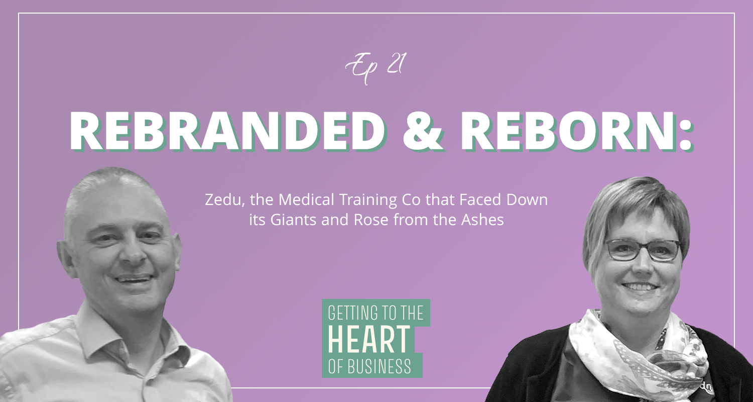 Getting To The Heart Of Business Episode 21 Zedu Ultrasound Training